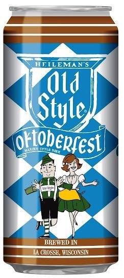 Logo of Old Style Oktoberfest