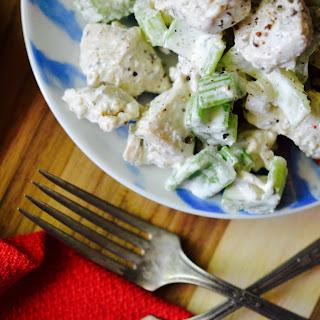 Chunky Marinated Chicken Salad.