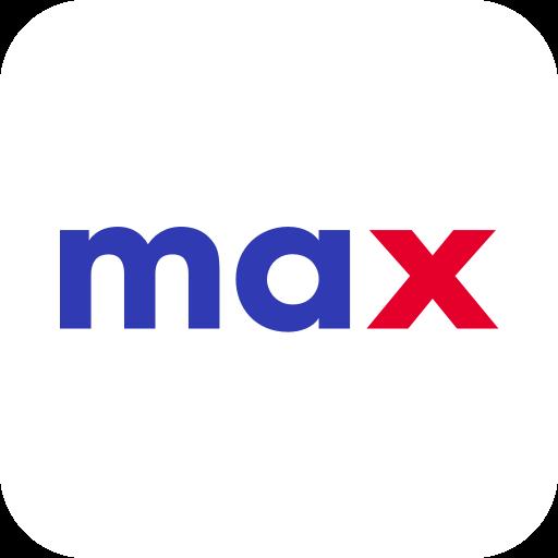 تطبيق ماكس اون لاين