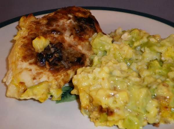 Cheesy Chicken Broccoli And Rice Recipe