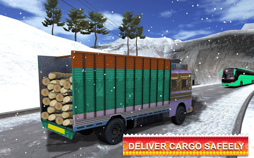 Indian Mountain Heavy Cargo Truck 1.0.1 screenshots 3