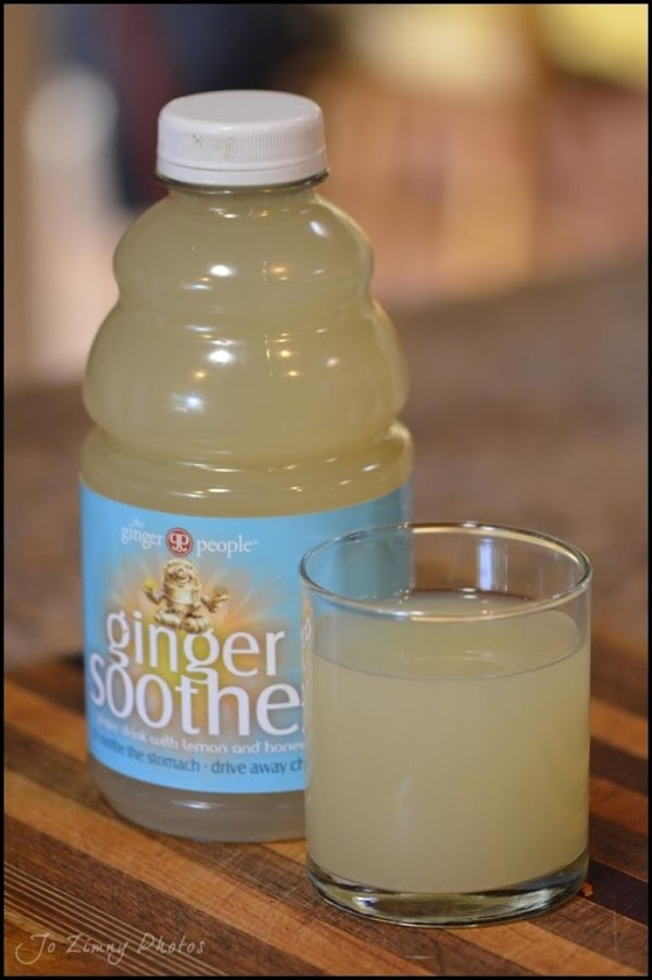 Home Made Ginger Soother Recipe