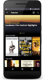 Sundance Now- screenshot thumbnail