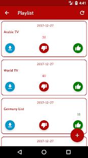 IPTV Watch - náhled