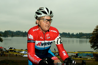 Photo: Another weekend of suffer faces in Seattle. This time at Silver Lake