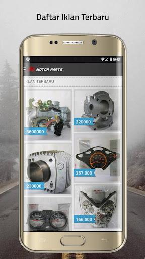 Motor Parts Indonesia
