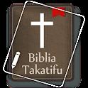 Biblia Takatifu. Swahili Bible icon