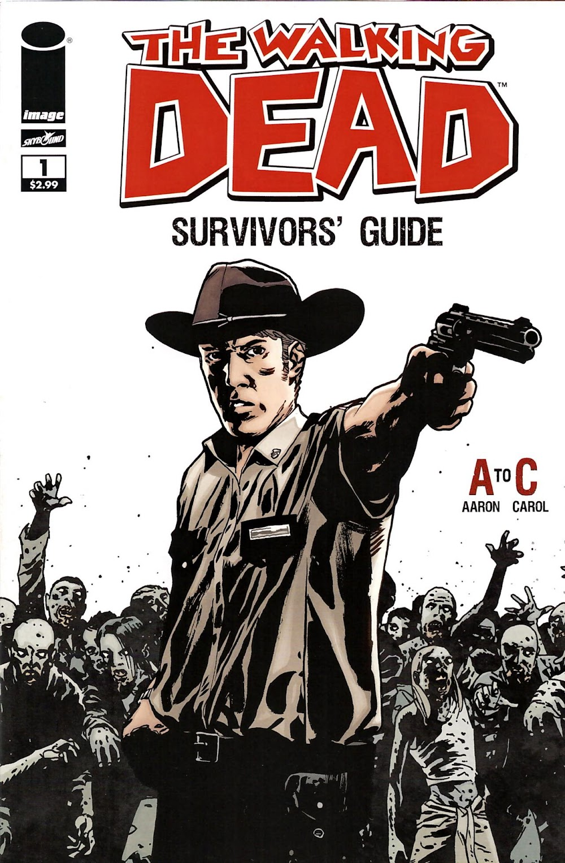 The Walking Dead - Survivors Guide