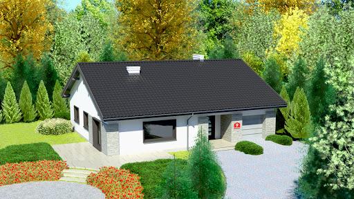 projekt Dom przy Słonecznej 9