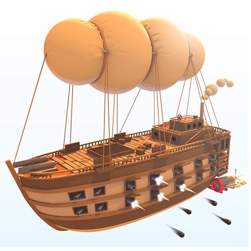 Sky Battleship - Total War of Ships