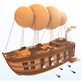 Sky Battleship  - Total War Of Ships (Unreleased) Android APK Download Free By FunGame3D