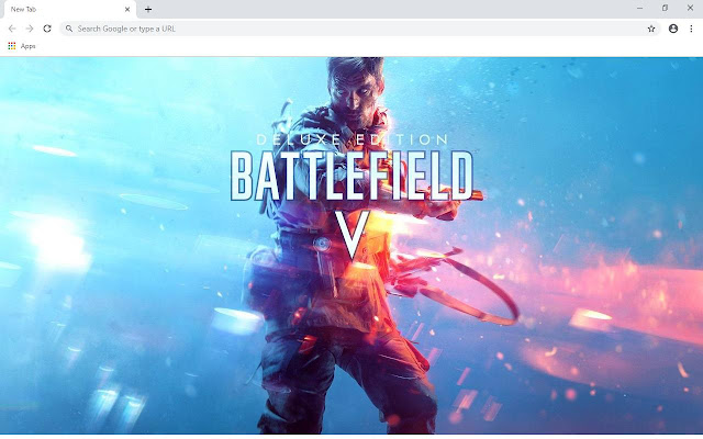 Battlefield 5 Wallpapers and New Tab