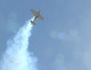 Jurgis Kairys Cobra at takeoff