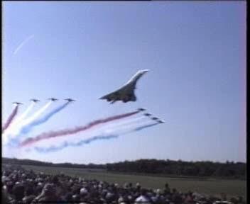 Concorde & Patrouille de France