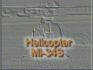 Mil Mi-34 Hermit going mad