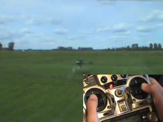 How to fly 3D