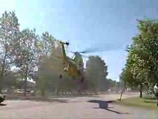 Swedish helicopter crash