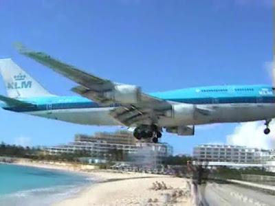 Cool landing