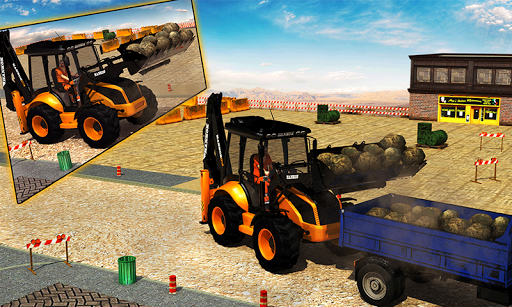 Excavator Simulator - Construction Road Builder 1.0.1 screenshots 6