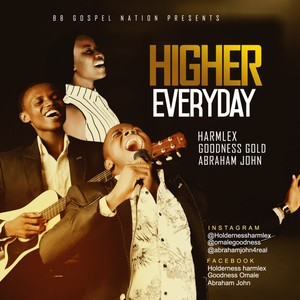 Cover Art for song Higher Everyday