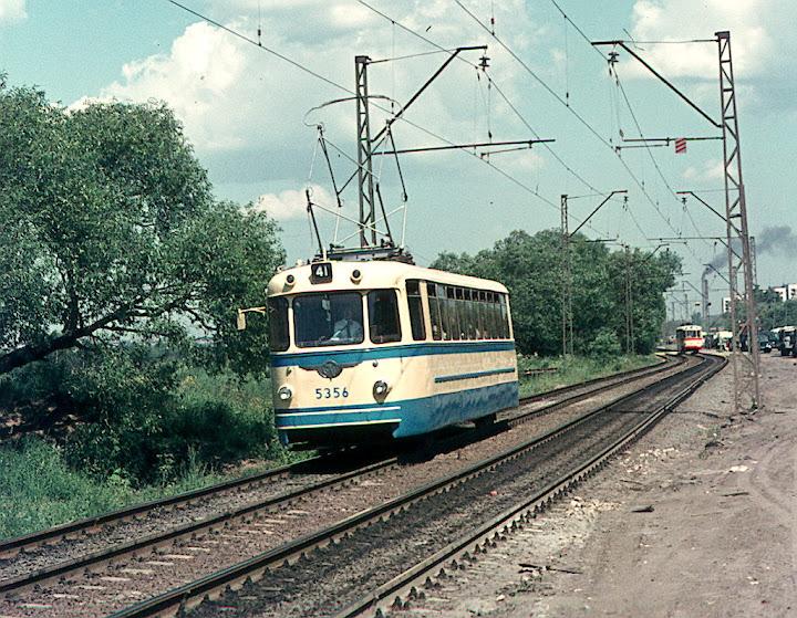 Трамвай 41-го маршрута