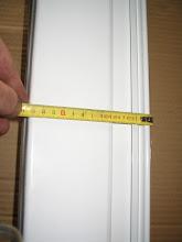 Photo: Tomo medidas de la altura.