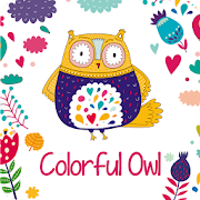 Free Download Colorful Owl Font for FlipFont , Cool Fonts Text APK for Samsung