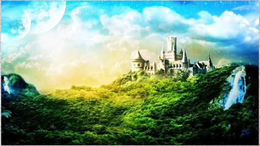 1080p Fantasy Castles Images