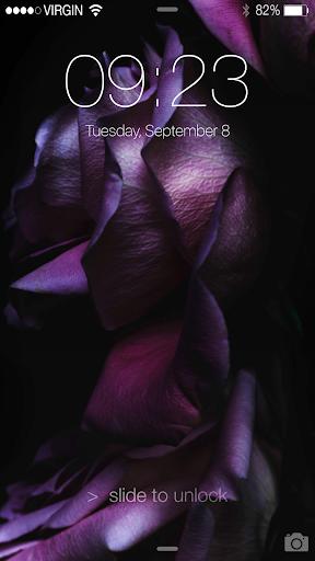 Lock Screen iOS 9