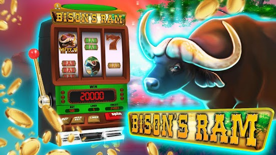 Bison's Ram Free Slots - náhled