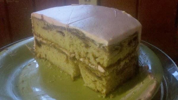 Strawberry Cake From Scratch Recipe
