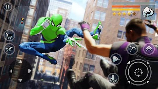 Spider Rope Hero – Vegas Crime city 3