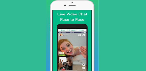 Face to face chat with girl
