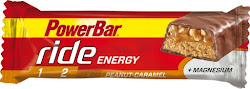 Power Bar Ride Bar - Peanut & Caramel, 55g