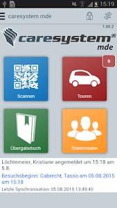caresystem mde screenshot 0