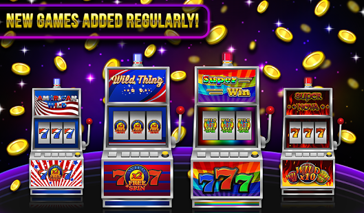 Vegas High Roller Slots - FREE- screenshot thumbnail