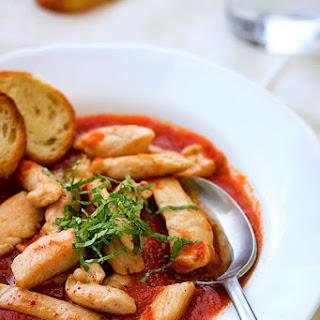Tomato Basil Garlic Chicken Recipes