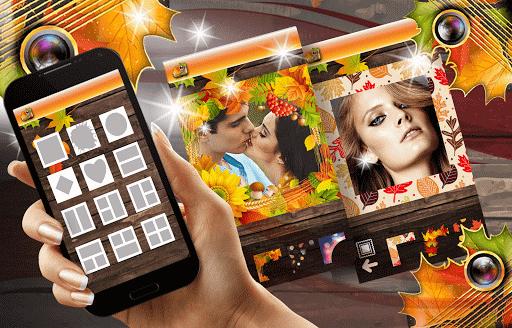 玩免費個人化APP|下載秋天拼貼照片編輯器 app不用錢|硬是要APP