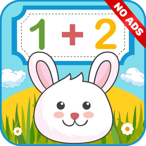 Math for kids: math games, numbers, mathematics (game)