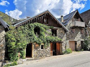 maison à Valdeblore (06)