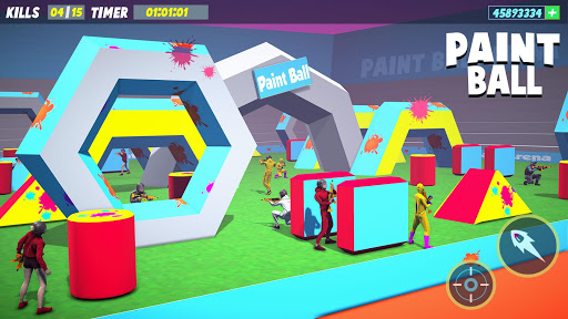 Paintball Shooter 3D 1.0.7 de.gamequotes.net 5