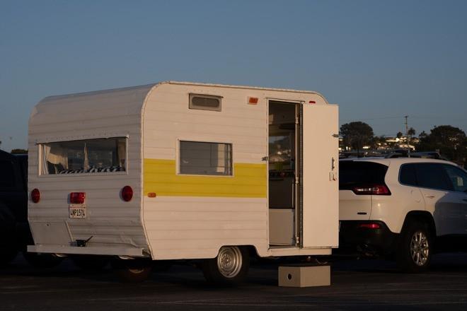 1967 Santa Fe Caravan Hire CA 92014