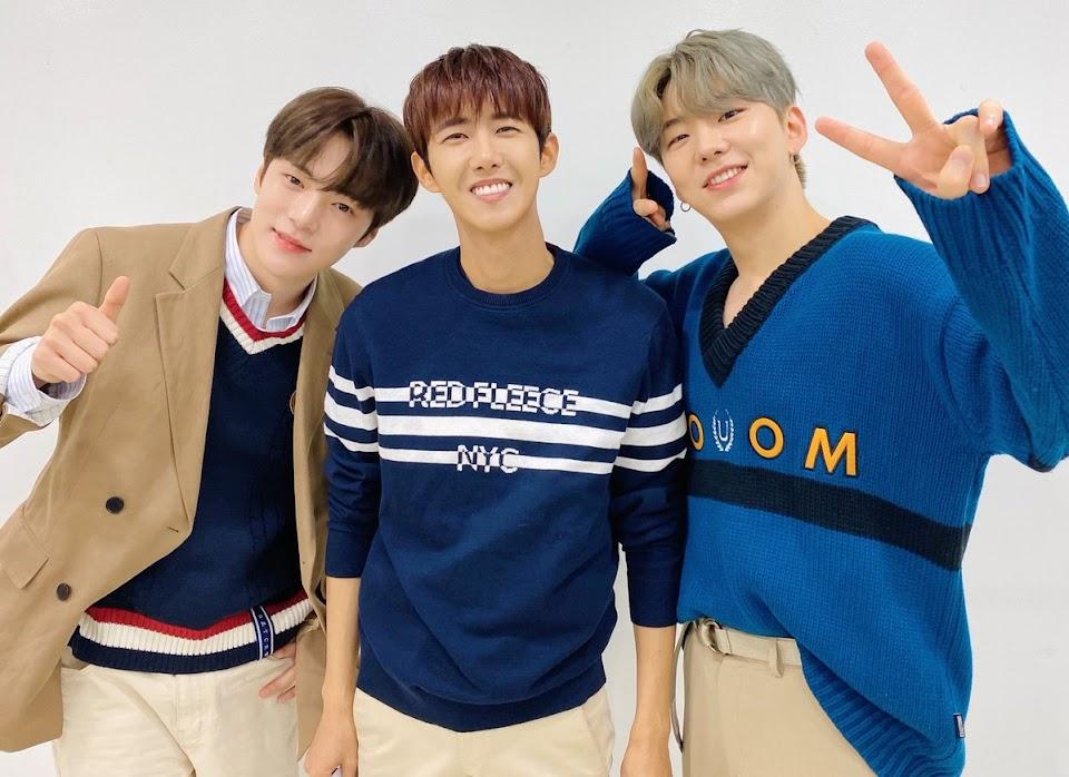 weekly idol kwanghee monsta x minhyuk kihyun