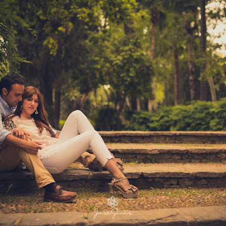 Wedding photographer Jose Gines (gines). Photo of 23.05.2015