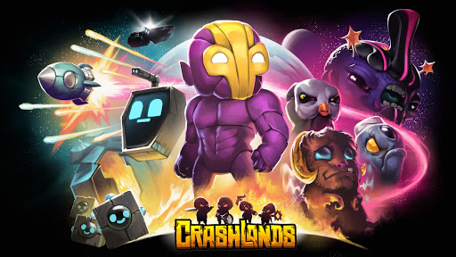 Crashlands para Android
