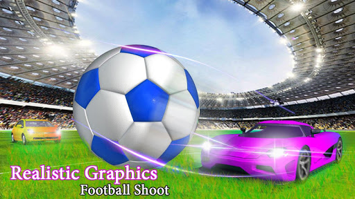 Car Rocketball Turbo Soccer League 1.0 screenshots 9