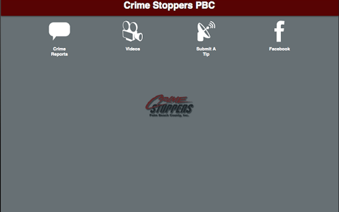 Crime Stoppers of PBC- screenshot thumbnail