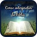 Como interpretar la Biblia icon