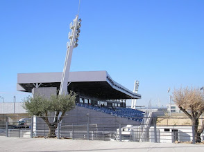 Photo: Estadio Alfredo di Stefano - Real Madrid Castilla