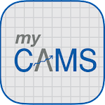 myCAMS Mutual Fund App Icon